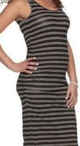 a:glow Ruched Tank Dress Size XL